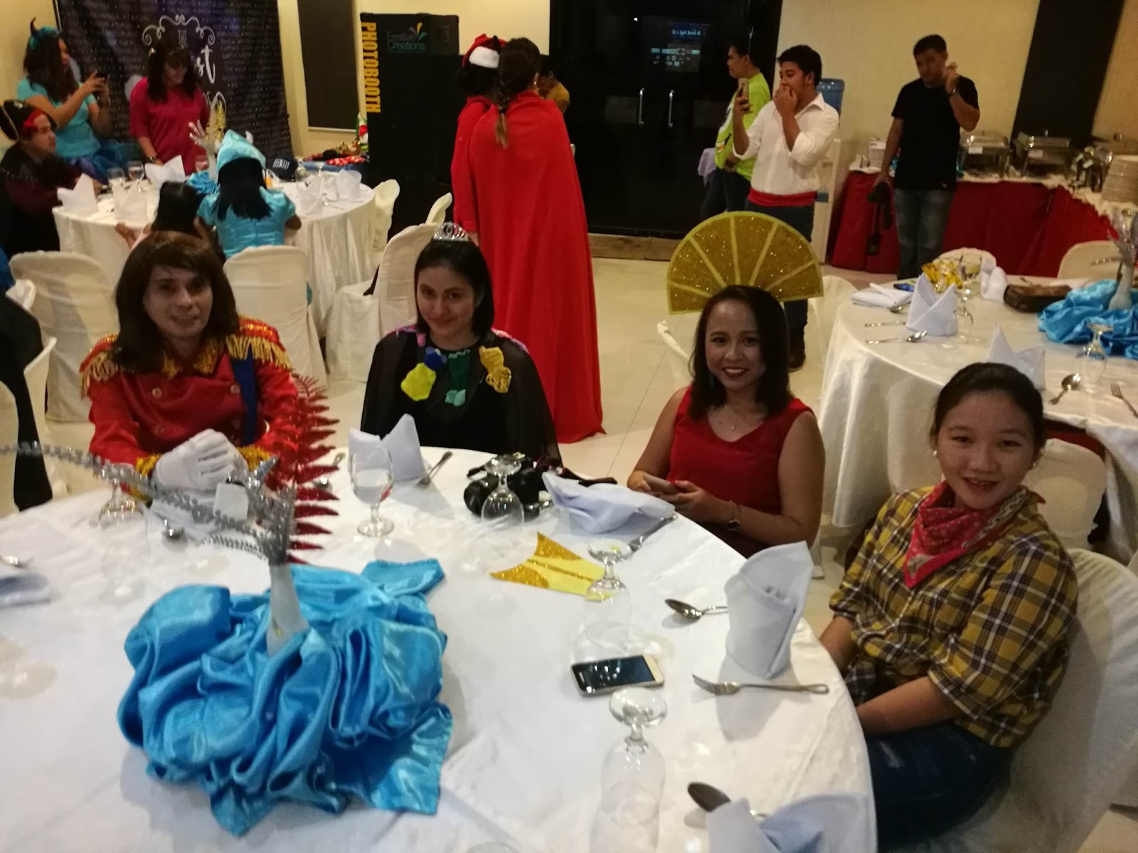 Davao Bloggers Christmas Party 2016