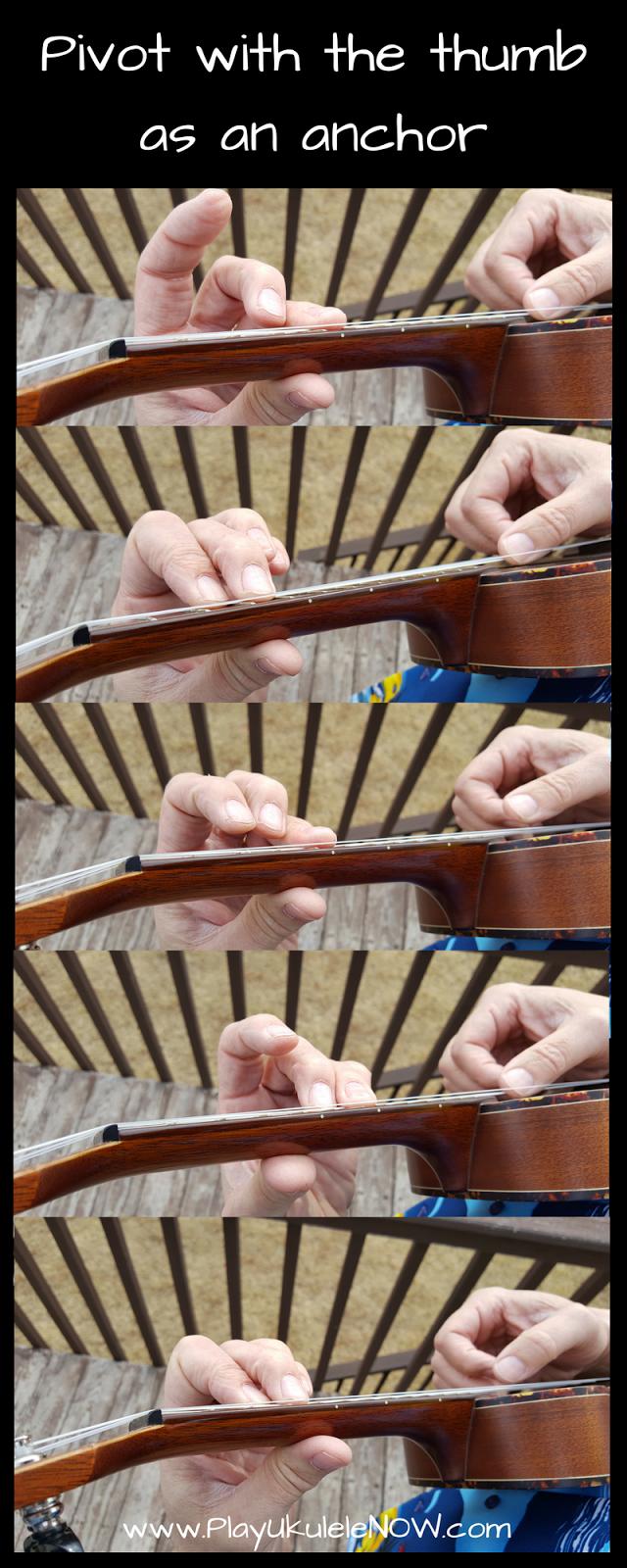 how to play am i wrong on ukulele