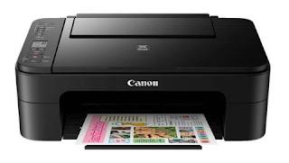 Canon PIXMA TS3160 Download Printer Drivers