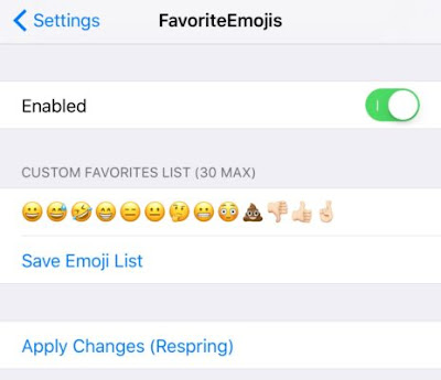how%2Bto%2Bmanually%2Bdesignate%2BEmojis%2Bin%2Bios%2B10 FavoriteEmojis We could You Manually Designate Favourite Emojis On iPhone iPhone Jailbreak