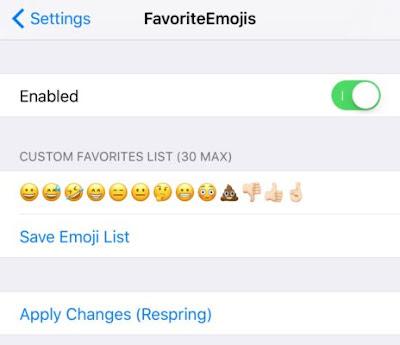 how%2Bto%2Bmanually%2Bdesignate%2BEmojis%2Bin%2Bios%2B10 FavoriteEmojis We could You Manually Designate Favourite Emojis On iPhone iPhone Jailbreak