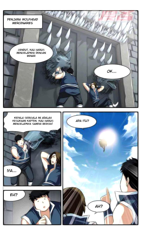 Battle Through the Heavens Chapter 31-40