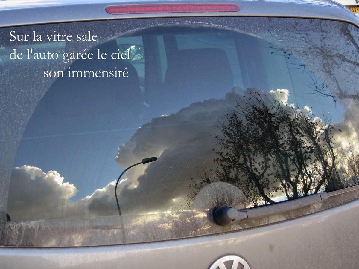 Plages de silence ha ku etc ecrire des ha ku ii for Densite du verre a vitre