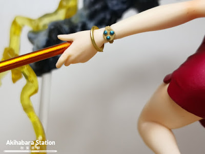 Figuarts Zero Chou Gekisen -Extra Battle- Nami ~ Black Ball ~ de One Piece - ‎Tamashii Nations