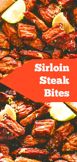 Cubed Sirloin Steak Bites | beef recipes steak | meat appetizers steak bites | steak recipes | recipes steak | recipes sirloin | recipes dinner #sirloin #steak #bites #dinner #chili #lime
