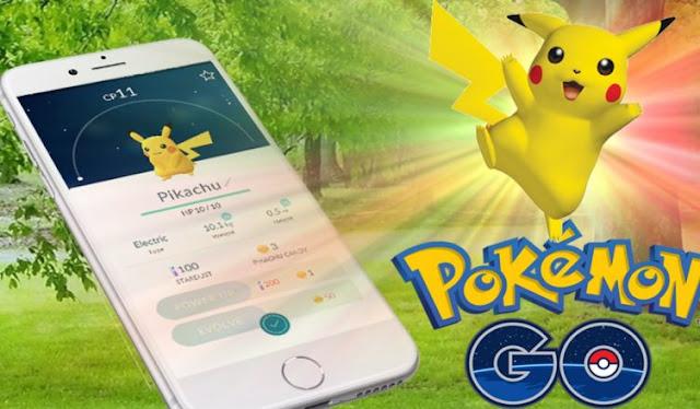 Rahasia Keuntungan Bermain Pokemon Go