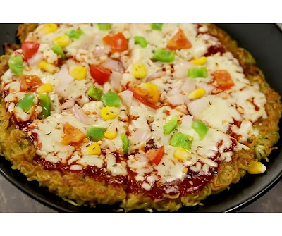 how to make maggi pizza at home