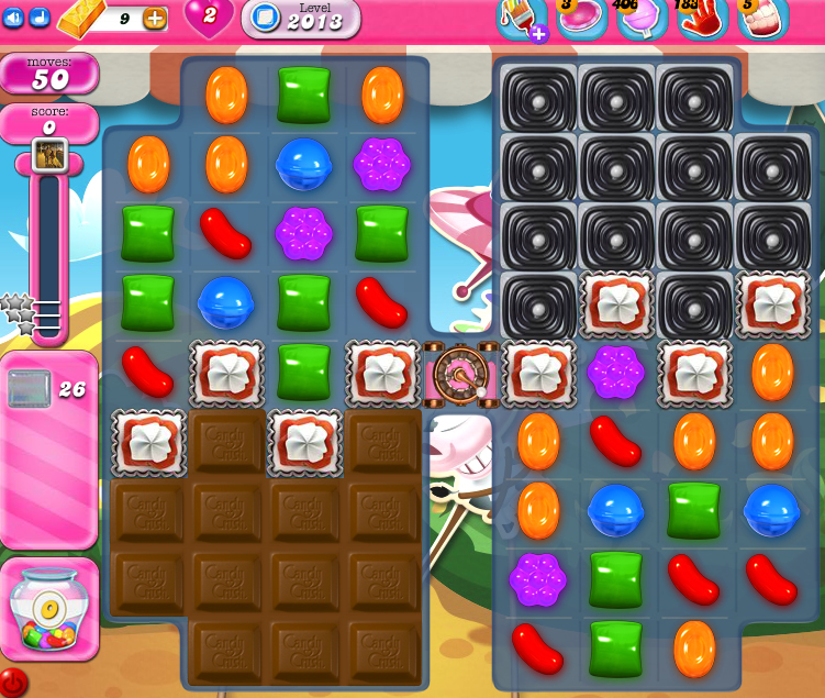 Candy Crush Saga 2013