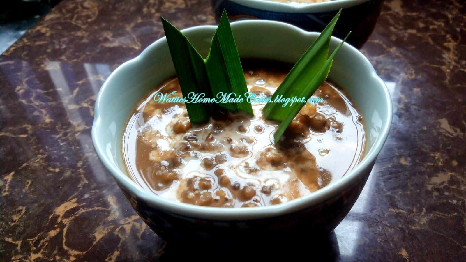 resepi bubur kacang hijau lemak manis rungon Resepi Bubur Nasi Hotel Enak dan Mudah