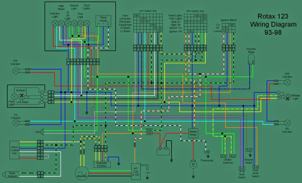 Aprilia Wiring Schematics Electrical Circuit Electrical Wiring Diagram