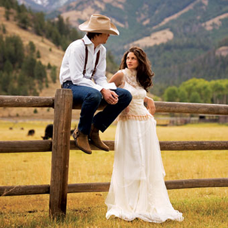 Country StyleClothing ForMen4 - Cowboy Style Wedding Bands
