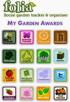 My Garden Awards @ MyFolia