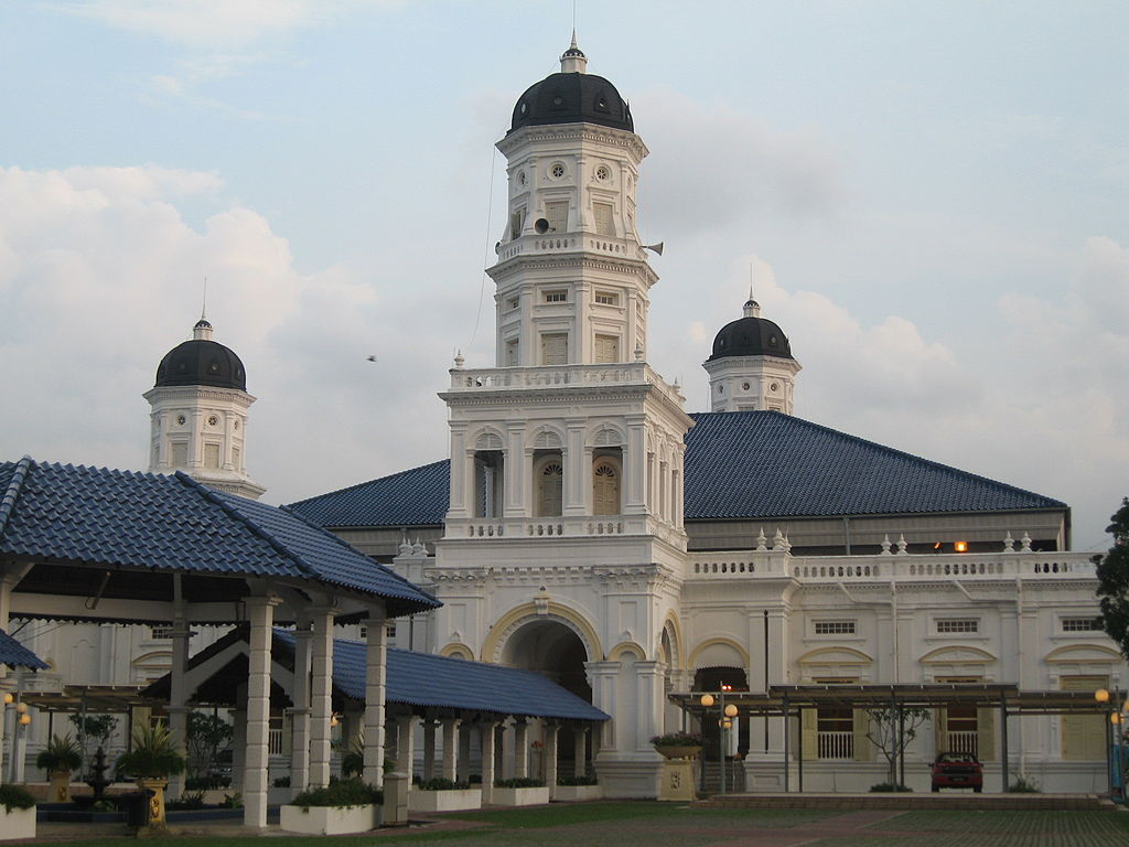 bangunan bersejarah di johor