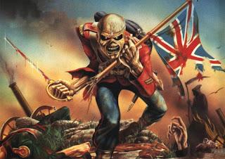 Astral Dreams Blog Iron Maiden Night