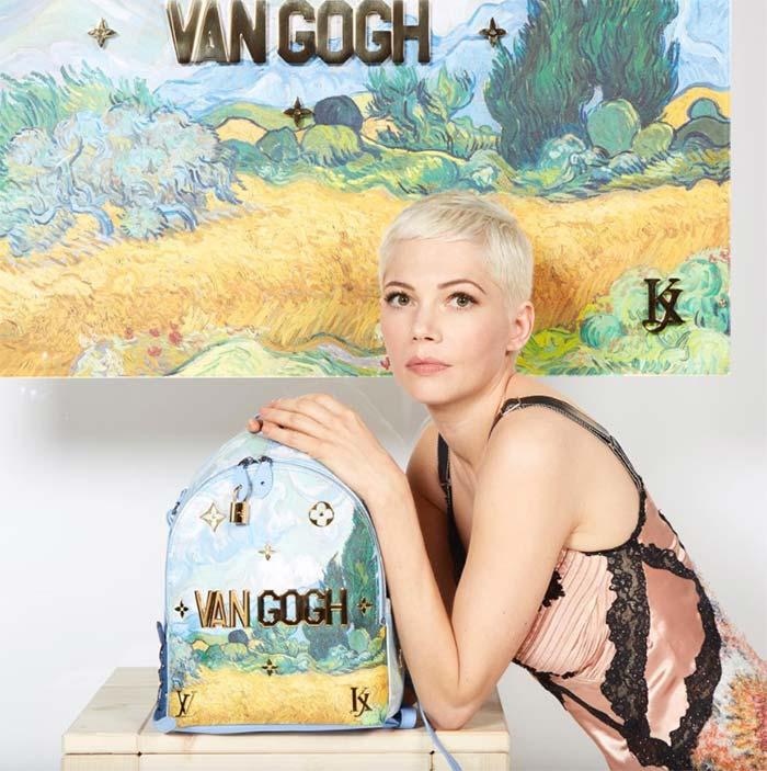 Louis Vuitton x Jeff Koons Artsy Bags 2017