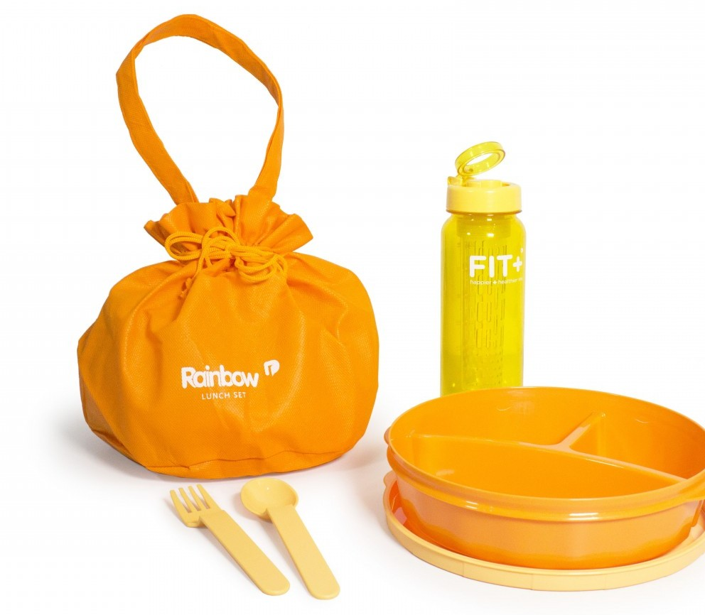 Rainbow Lunch Set Citrus