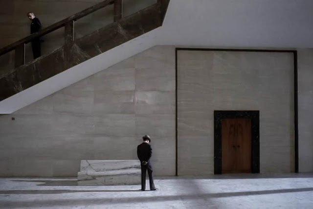 «Конформист», режиссёр Бернардо Бертолуччи