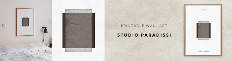Studio Paradissi Contemporary Printable Art