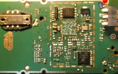 How to repair Nokia 105 power problem