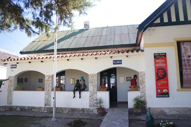 Casa de Che Guevara na Argentina