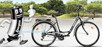 Logo Energizer  ''Ricaricati pedalando'' e vinci 26 biciclette Doniselli Unisex