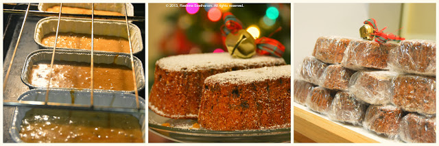 Rum fruit cake recipe