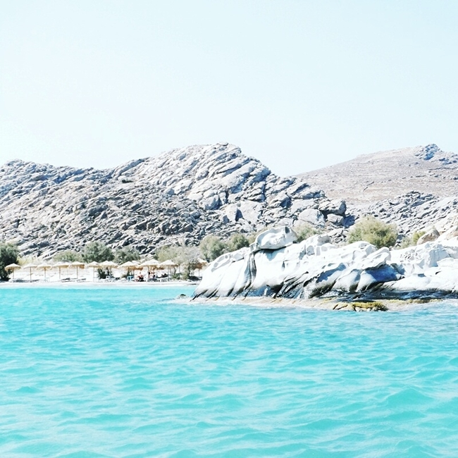 Jelena Zivanovic Instagram @lelazivanovic.Glam fab week.Paros island beaches travel video.Paros ostrvo plaze video.