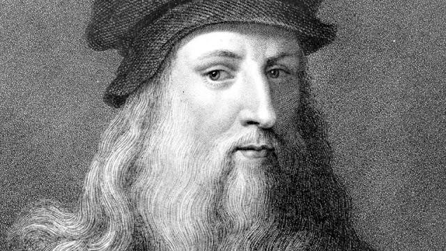 Leonardo da Vinci citati
