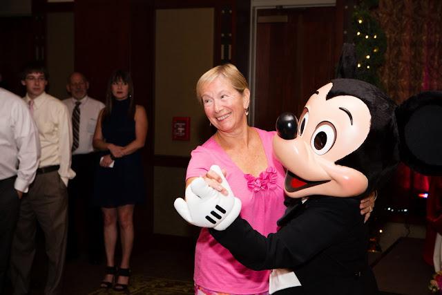 Disneyland Wedding - Mickey {Root Photography}