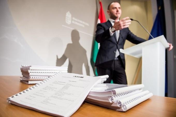 Az OLAF-jelentésre és a jegybankelnök állításaira is visszatérnének a nemzetbiztonsági bizottságban