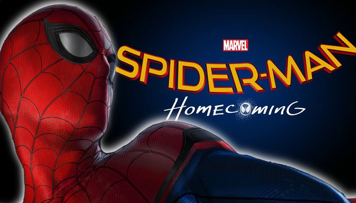 Film Spider Man Homecoming