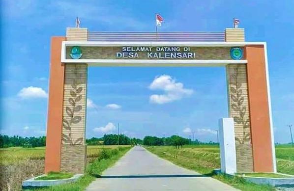 Sejarah Desa Kalensari Kec Widasari Indramayu
