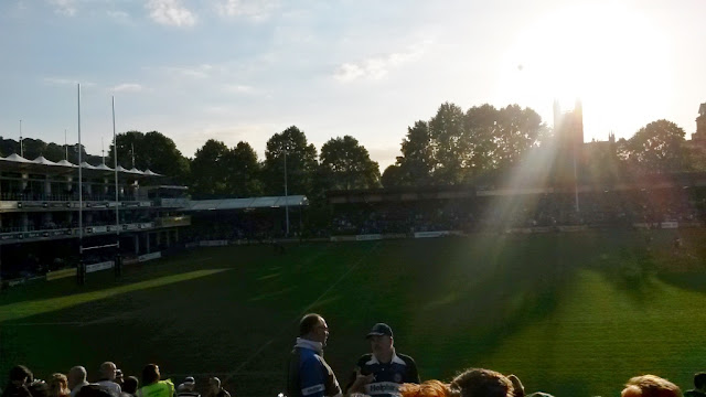 Bath Rugby Ground