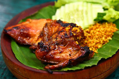 Resep Masakan Ayam Panggang Spesial