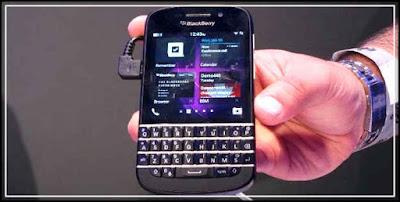 Harga Blackberry Q10 Terbaru 2016