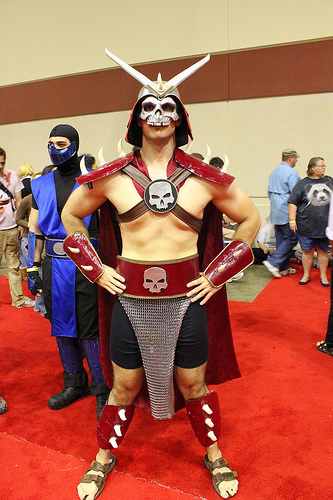 Mortal kombat kitana cosplay - 4 7