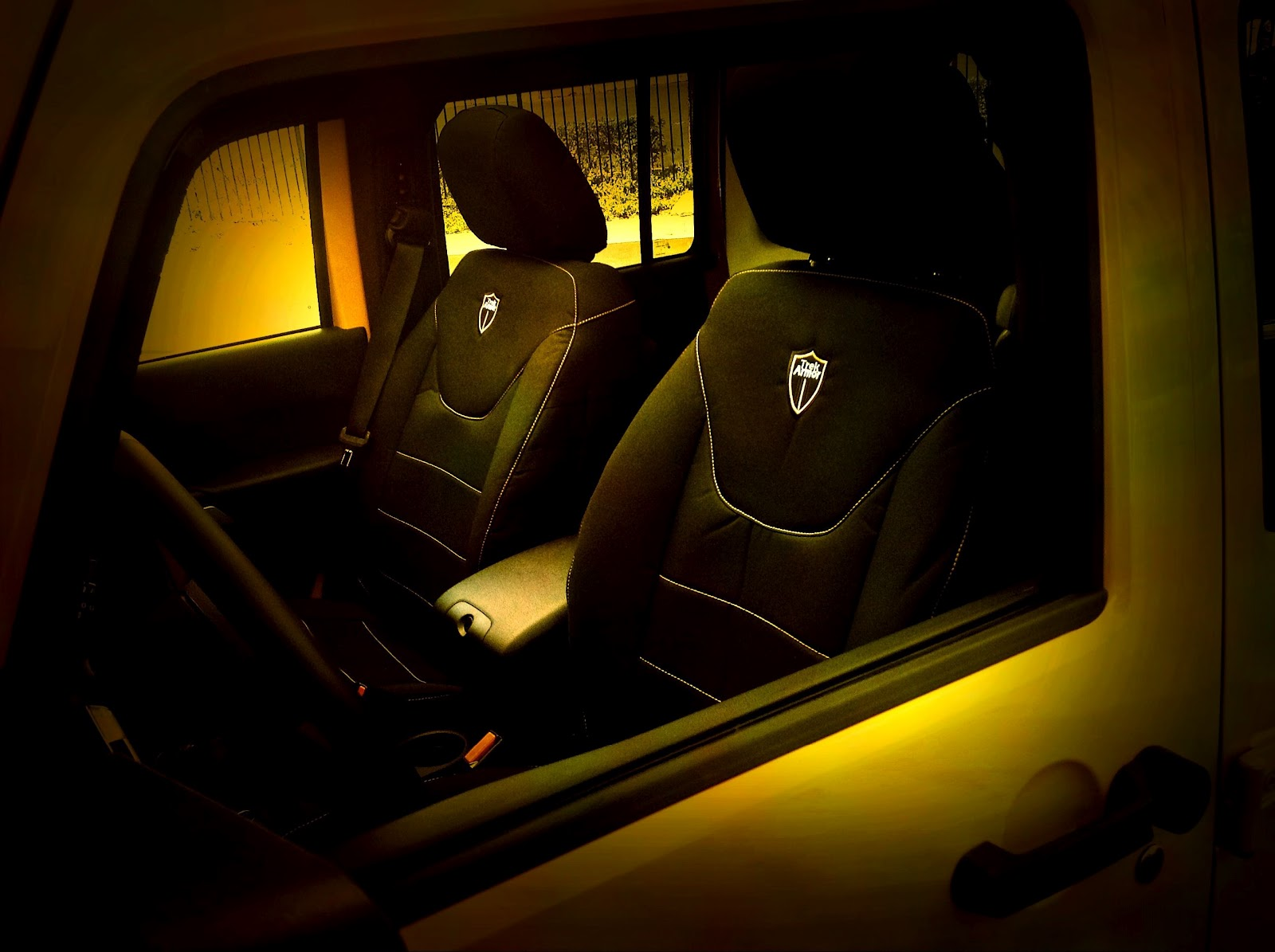 Trek Armor Seat Covers