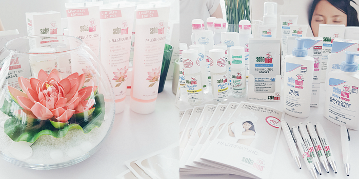 Beautypress Blogger Event Köln 2016 - Seba Med Neuheiten & Sortiment