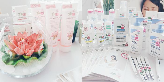Beautypress Blogger Event Köln 2016 - Seba Med Neuheiten & Sortiment