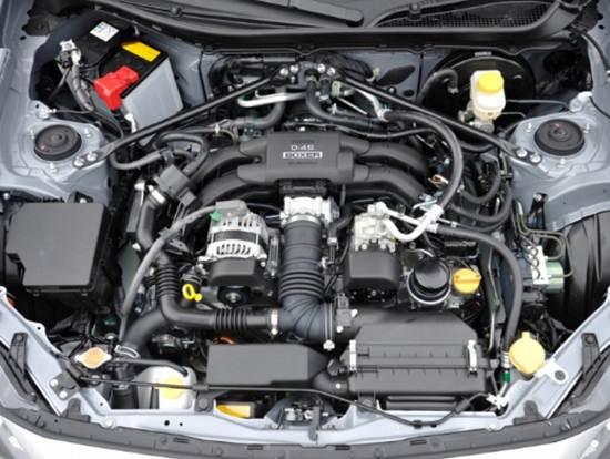 2017 Subaru Brz Sti Engine Highlights