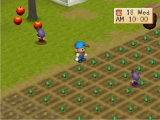 Tanah Pertanian Harvest moon