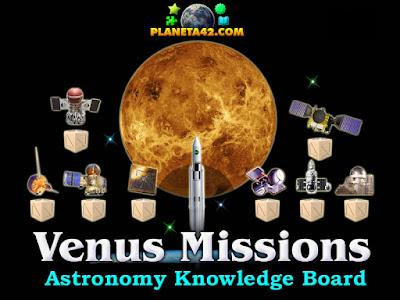 Мисии до Венера Игра