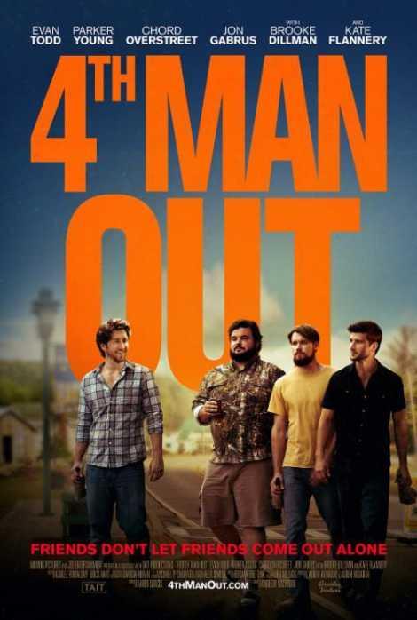 El Cuarto Hombre Afuera - Fourth Man Out - PELICULA - EEUU - 2015 ...