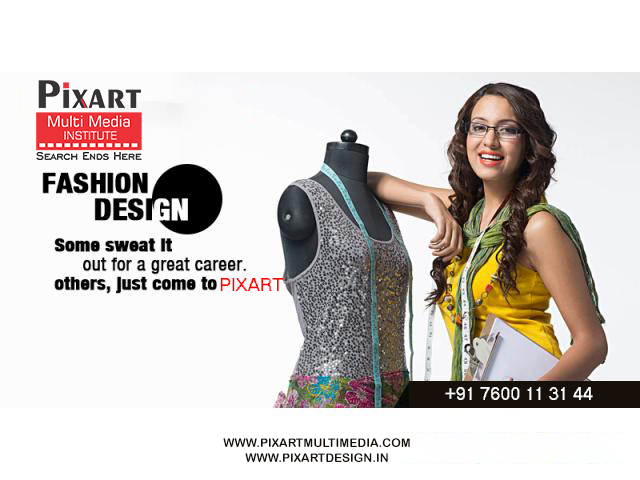 Enroll For Fashion Design Course Only 27999