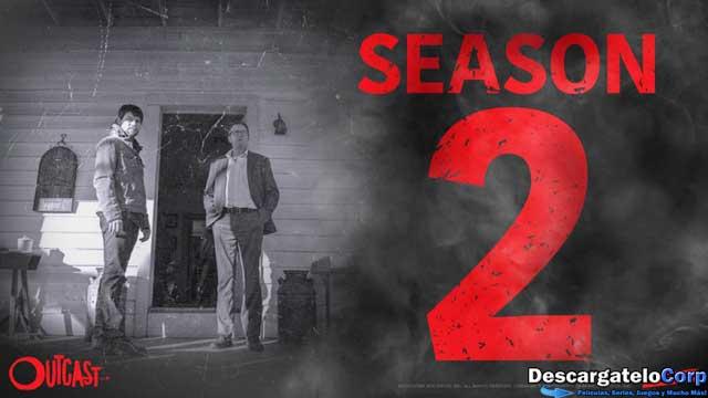Outcast Temporada 2 HD Español Latino