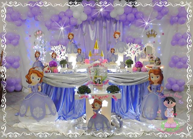 7 Mesas Princesa Sofia