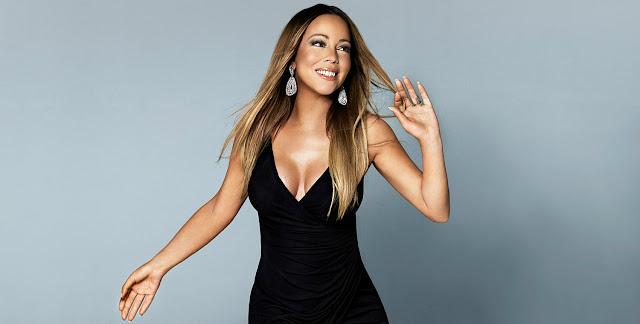 Mariah Carey posa totalmente nua