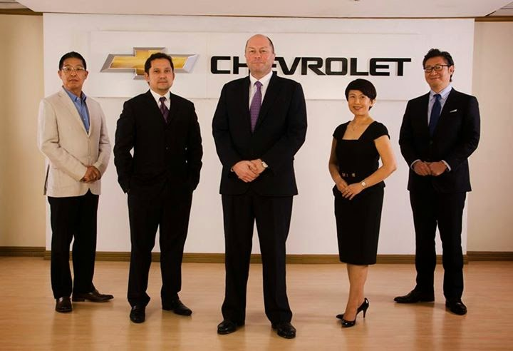 Chevrolet and TCCCI Celebrate Five Years