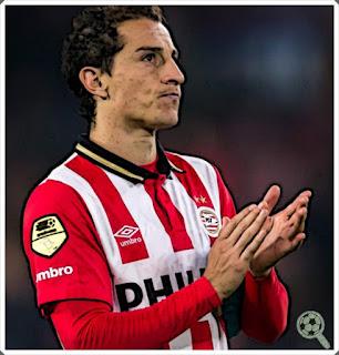 Andrés Guardado PSV