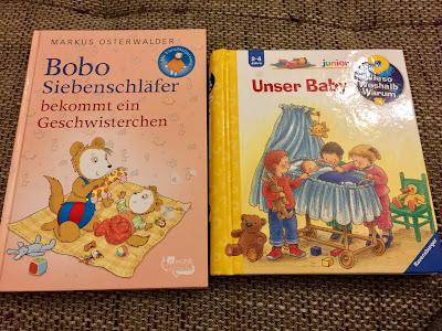 Papa bloggt: Geschwisterkurse und wie man Kinder auf ein neues Baby vorbereitet